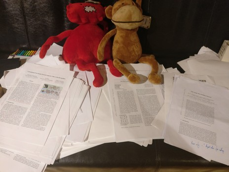 Panic Monster reads up - thanks to Wait but Why